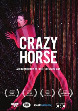 Crazy Horse - The Rehersals and Performances at a French Burlesque